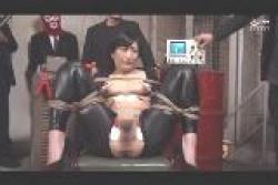 《 SM・拷問・鬼畜 》電流に耐え目がうつろ。の画像