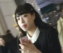 【痴漢盗撮】ふくろう流出!めくり撮りパンチラ 駅で見かけたお姉さんをスカートめくり撮り!の画像