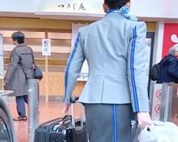 【Slow Woman】☆貴重☆CAさんのパンチラ撮影に成功!の画像