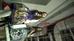 【パンチラ】アニメのイベント会場でロリータファッション娘を逆さ撮りパンティ隠し撮りwww【盗撮】の画像