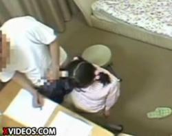 【家庭教師】これは危ないツインテールのアウロリJCです!勃起した家庭教師の先生が襲い掛かります。の画像