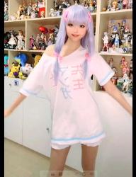【コスプレ】世界一可愛い小柔SeeUさんがいろいろなものに変身する動画です【小柔SeeU】の画像