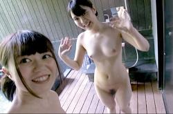 素人娘がSNSに入浴姿をアップしてぷちバズリwの画像