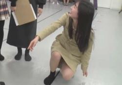 NMB48、生配信で私服パンチラ連発放送事故wwwwwwの画像