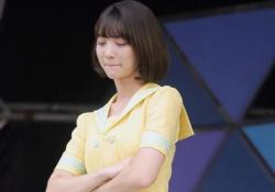 韓国のアイドルまんさん、リアルパンツを晒してしまう…このパターン興奮するwwwwwの画像