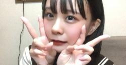 AKB48立仙愛理が生配信で純白パンチラ見せてたの画像