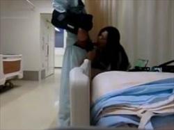 【個人撮影】羨ましい‥入院中に知り合ったナースさんの夜勤明けにこんな事‥怪我の功名とはこういう事かの画像