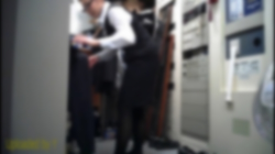 着替え盗撮 黒いタイツ越しに包まれた桃尻がとてもキュートな作品をお楽しみ下さい。の画像