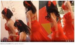 ベリーダンス部女子大生、学園祭でおっぱいポロリハプニング!!の画像