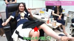 乃木坂46、足つぼマッサージで悶絶パンチラ寸前連発エロすぎ!!の画像