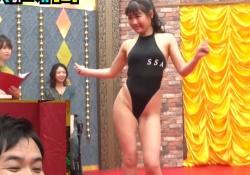 西野未姫、Abemaでほぼ全裸水着、ハミマン激エロ放送事故wwwwの画像