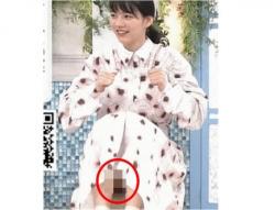のん(能年玲奈)、NHKでパンチラハプニング!!の画像