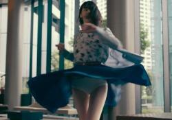 三吉彩花(23)、映画でパンチラ連発、お尻丸見えエロすぎ!!の画像