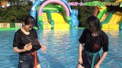Girls2ミサキ、プールでびしょ濡れTシャツおっぱい張り付き!!の画像
