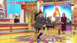 本田望結、リフティングでパンチラ連発放送事故wwwwwwの画像