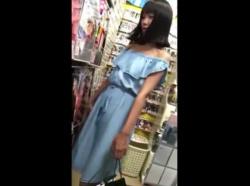 【隠撮動画】即削除!何とか初潮は来てそうだが確実に危険なJSJC級の童顔ロリ美少女のパンチラ映像!!の画像