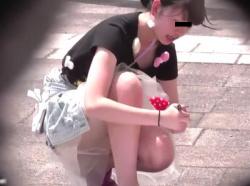 【隠撮動画】最近のJC中◯生のお色気が半端ない!美少女の股間からパンチラGETwwwの画像