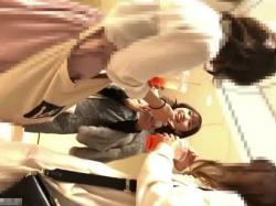 【隠撮動画】素人OLお姉さんのパンティ最高!好感度絶大な美人さんおパンチラ隠し撮り映像wwwの画像