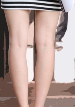 タイトスカートの画像