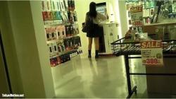 【盗撮 逆さ撮り 】☆プルート☆ 【高画質】制服娘逆さ撮りNo57の画像