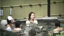 【露天風呂盗撮】Aquariumさんの激!!盗撮露天紀行 Vol.14の画像