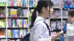 【盗撮】ゆず故障 yuzu-052顔出し制服JK★大河女優レベルの衝撃美少女に乳揉み中出しヤリたい放題★トイレに連れ込んで2回目挿入&顔射の画像