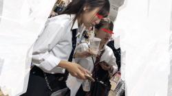 【逆さ撮りパンチラ盗撮】若者たちのパンティ事情【こうしくん作品】の画像