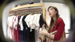 【逆さHERO作品】店員撮り20!純な清楚美人。あの日見た綿パンティの色を僕はまだ忘れない。【パンチラ盗撮】の画像