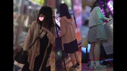 【JCAI作品】【HD】靴@逆さ撮り編9【安価】【パンチラ盗撮】の画像