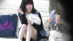 【orignate-pcolle作品】ものすごい美少女!ちらちら動画2(高画質&無修正Ver)【パンチラ盗撮】の画像
