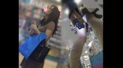 【JCAI作品】【HD】靴@逆さ撮り編10(re-edit)【安価】【パンチラ盗撮】の画像