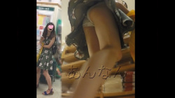 【JCAI作品】【HD】靴@逆さ撮り編13 【安価】【パンチラ盗撮】の画像