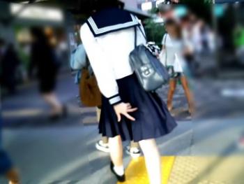 【パンチラ盗撮】【ふくろう】めくり撮りパンチラ part27 プレミアム2の画像