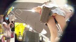 【パンチラ盗撮】【逆佐撮夫】(1440p/60fps)サカサバイバル Part1の画像