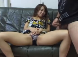 関西弁のギャルお姉さんが積極的にチンコを触ったり、しゃぶったりしてセンズリ鑑賞しちゃいますぅ!!!の画像
