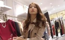 【パンチラ盗撮】ショップ店員のスカートを逆さ撮り動画!逆さHERO 美人店員のパンツ鮮明動画の画像