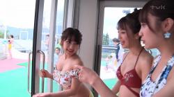 【画像あり】『おっとっと女子旅』十味、黒木ひかり、伊藤愛真の美女3人の水着姿での入浴シーン満載!の画像