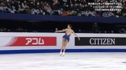 【画像あり】『フィギュア四大陸選手権』ユ・ヨン選手や紀平梨花選手などのエロ頂上決戦!の画像