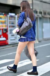 【JK美脚エロ画像】女子校生のムラッとする生脚を全力で収集…食い入るように見つめてしまう!の画像