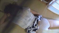 【盗】アパートの屋根裏から隣のお姉さん 盗 撮篇!!の画像