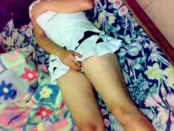 【盗】出戻り姉が寝る子の隣で我が身慰める寂しおマンコの性篇!!の画像