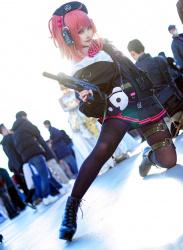 【cosplay】C97令和最初の冬コミのコスプレ画像3の画像