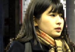 困惑する表情・・・学校帰りの正統派美少女JKへの鬼畜痴漢行為を逆さ撮り盗撮したったの画像