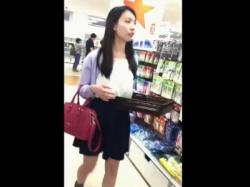 黒髪清楚な美人JDちゃんのフルバックサテンパンツが妙に興奮させる件www(動画あり)の画像