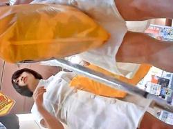 2人のハロウィンの上玉ナースコス美女のパンチラ盗撮に成功したから見てくれwww(動画あり)の画像