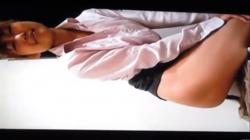 【素人OL・うんこシーン】地味な雰囲気の素人OLがカメラの前で検便のためにうんこ放出するのを自撮り!【スカトロ】の画像