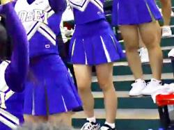 【甲子園チア盗撮動画】八戸学院光星のチア『LUSTERS(ラスターズ)』が応援する準々決勝を隠し撮りwwの画像