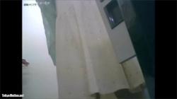 【着替え盗撮動画】先輩女子大生の下着姿を見る為、アルバイト先の更衣室に侵入して小型カメラをバレない所に置いた!の画像