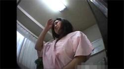 【健康診断盗撮動画】五つ星級の美乳お姉さんが変態医者にセクハラ診断され胸揉まれまくり!の画像