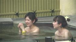【人妻露天風呂盗撮動画】女風呂に堂々とカメラ持ち込む奥様方を隠し撮り!笑顔が素敵で物凄く美尻!の画像